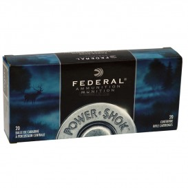 MUNITIONS BALLES FEDERAL 45-70 GVT