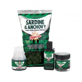 SARDINE ANCHOVY DYNAMITE BAITS LIQUIDE ATTRACTANT