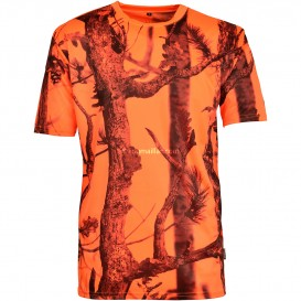 T.SHIRT PERCUSSION BATTUE GHOSTCAMO