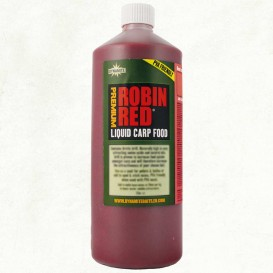 ATTRACTANT LIQUIDE CARP FOOD LIQUID ROBIN RED