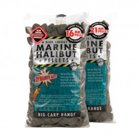 PELLETS MARINE HALIBUT - 900G