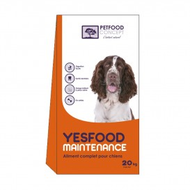 YESFOOD MAINTENANCE 20 KG