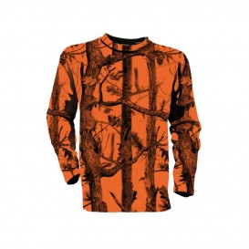 T SHIRT ML GHOSTCAMO BLAZE