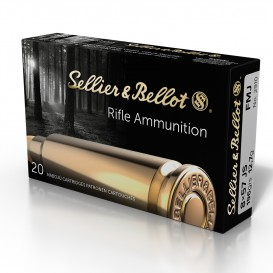 MUNITIONS BALLES SELLIER & BELLOT 8X57IS