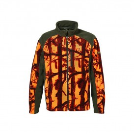 BLOUSON PERCUSSION POLAIRE GHOSTCAMO