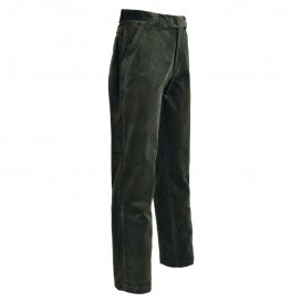 PANTALON PERCUSSION VELOURS