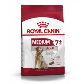 CROQUETTES ROYAL CANIN MEDIUM ADULTE 7+