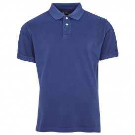 POLO WASHED SPORTS NAVY