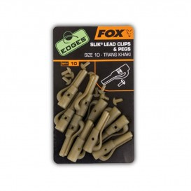 CLIP PLOMB EDGES LEAD CLIPS & PEGS