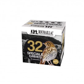 CARTOUCHES ROUMAILLAC SPECIALE GRIVES 32