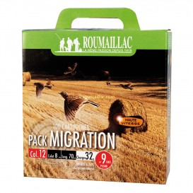 PACK CARTOUCHES ROUMAILLAC MIGRATION