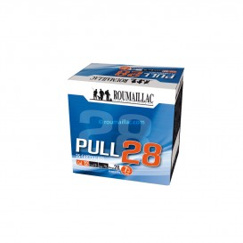 CARTOUCHES ROUMAILLAC PULL 28