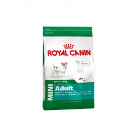 CROQUETTES ROYAL CANIN MINI ADULTE