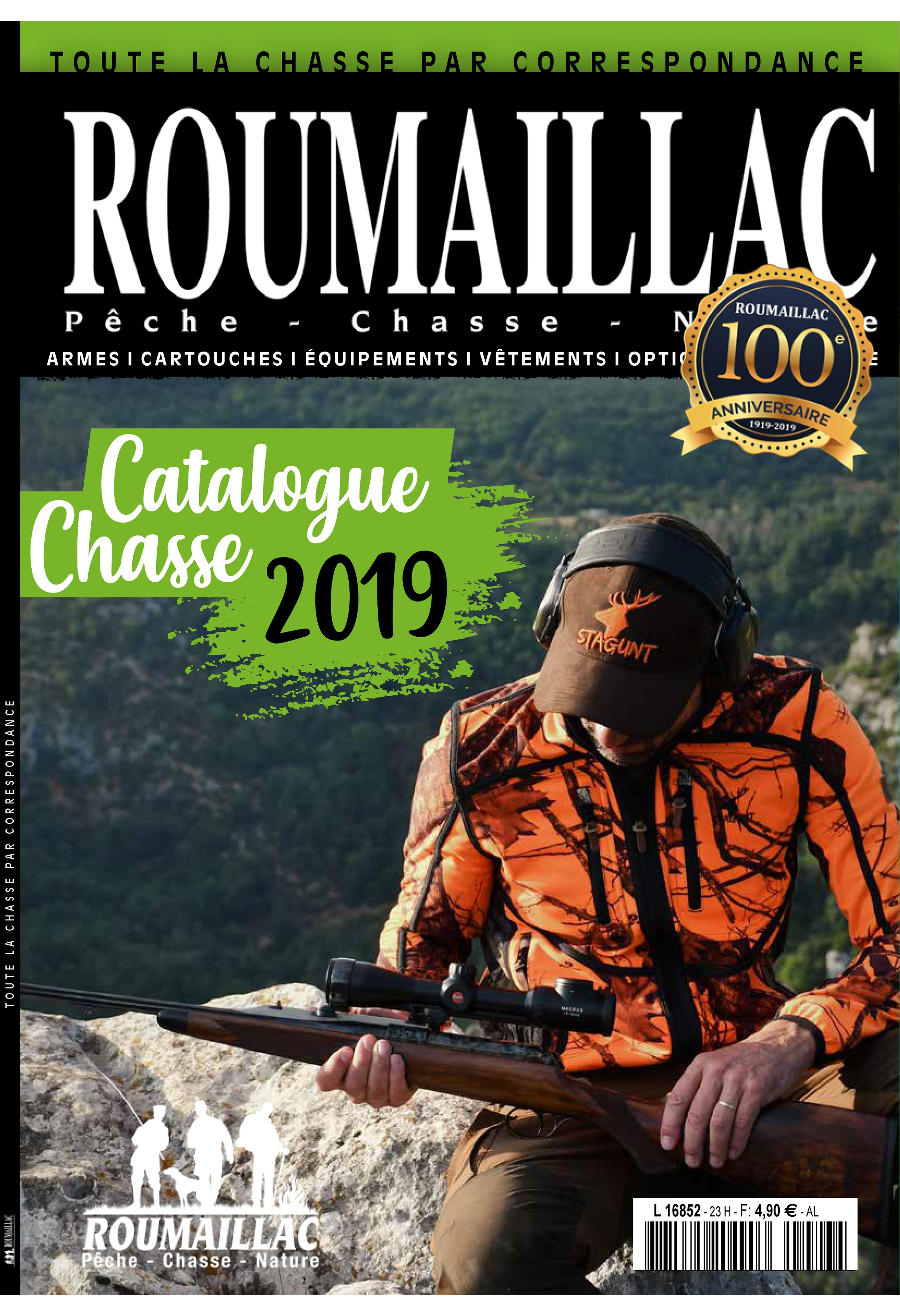 Catalogue chasse 2019