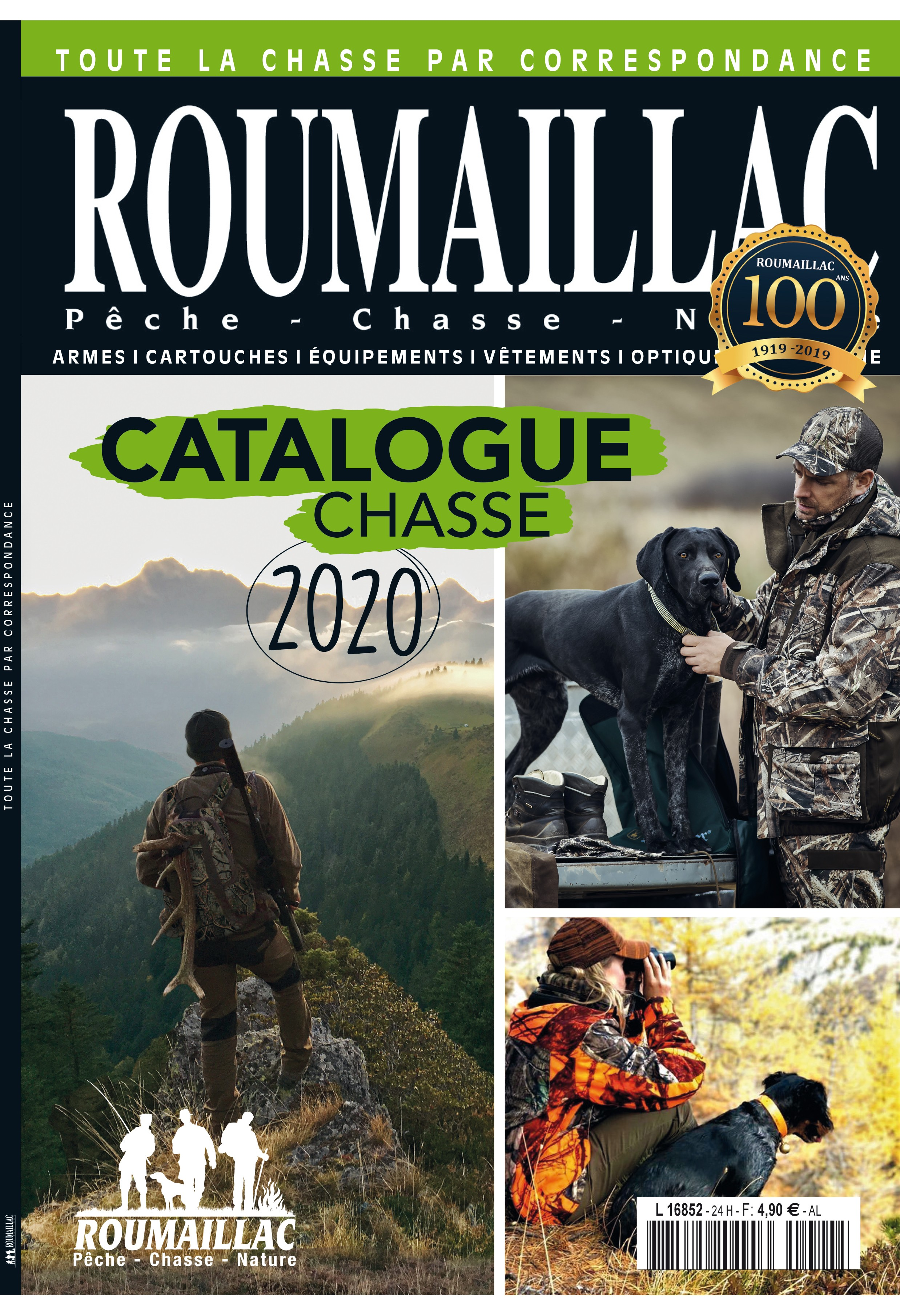 Catalogue chasse 2020