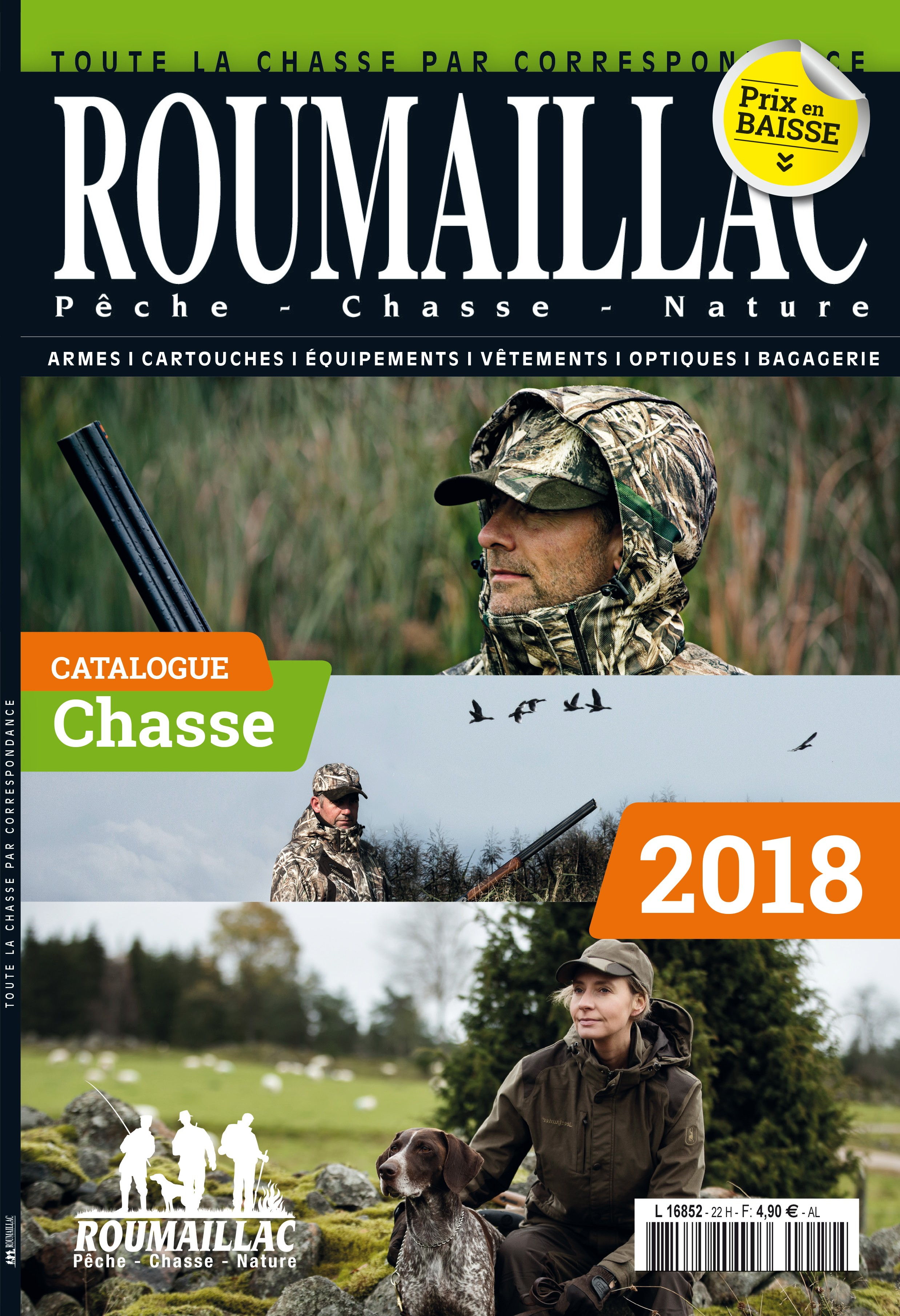 Catalogue chasse 2018